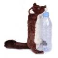 Animate Bottle Fill Animal Toy Beaver 46cm