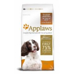 Applaws Adult Small - Medium dog chicken dry food 2kg