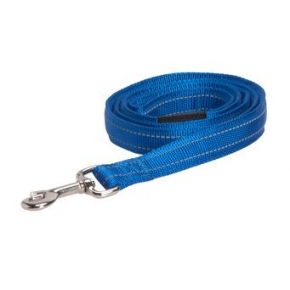 Buster gear Nylon reflective lead blue 15mm 1.2m