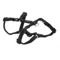 Buster gear Nylon H harness black 10mm x 30-50mm
