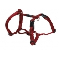 Buster gear Nylon H harness red 25mm x 75-100mm