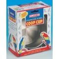 "Classic Coop Cup With Holder 14.5cm - 5.75"" - 0496"