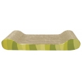 Catit Patterned Scratching Board With Catnip: Lounge - Jungle Stripes