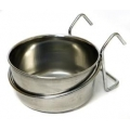 "Classic Coop Cup With Holder 7cm - 2.75"" Stainless Steel"