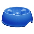 Dogit Anti-gulping Bowl Small Blue 300ml