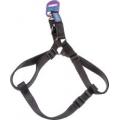 Dog & Co Black Nylon Harness 1 Inch X 34 Inch (2.5 X 86cm) Hem & Boo