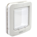 Sure Flap Microchip White Pet Door - Cat - Small Dog