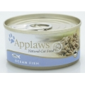 Applaws Cat Food Ocean Fish 156g can