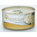 Applaws Cat Chicken Breast & Cheese 70g Can