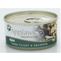 Applaws Cat Food Tuna & Seaweed 156g can