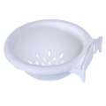 Canary Nest Pan Plastic