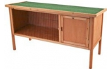 Harrisons Keswick Rabbit & Guinea Pig Hutch 129 X 50 X 70cm