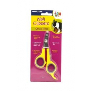 Ancol Ergonomic Small Animal Nail Clippers