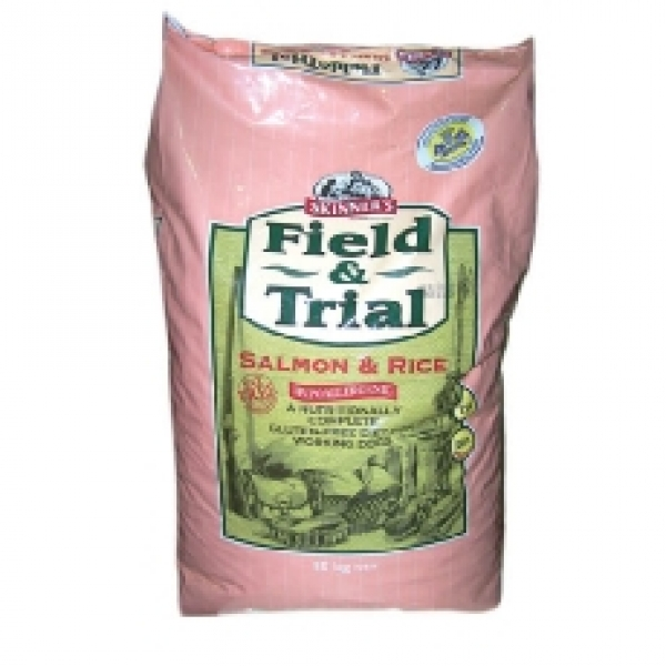 Skinners Field And Trial Salmon Rice Dog Food Kg