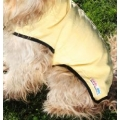 Cool Dog Cooling Coat small Yellow