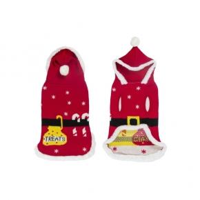 """Animate Santa's Suit Hooded Jumper 12"""""""