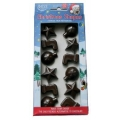Hatchwell Carob Christmas Shapes For Dogs