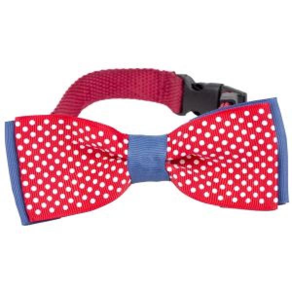 Pet brands fish bone pet bow tie for Fish bow tie