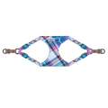 Sotnos Puppy Bow Harness Brown 10mm
