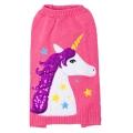Sotnos Glitzy Unicorn Sweater M