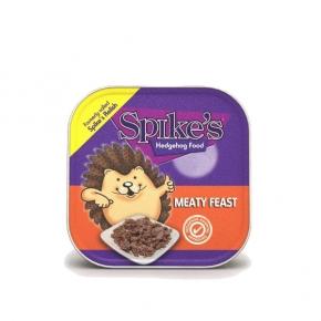 Spikes Hedgehog Meaty Feast 100g