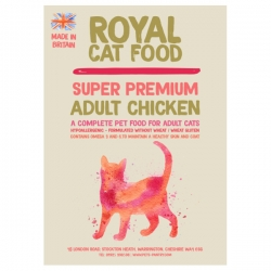 Royal Cat Food Super Premium Adult Chicken 7.5kg