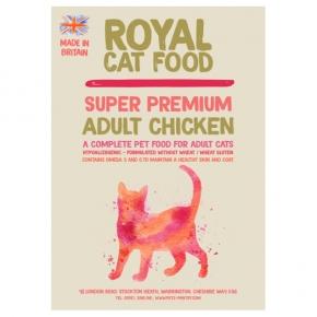 Royal Cat Food Super Premium Adult Chicken 2kg