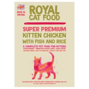 Royal Cat Food Super Premium Kitten 2kg