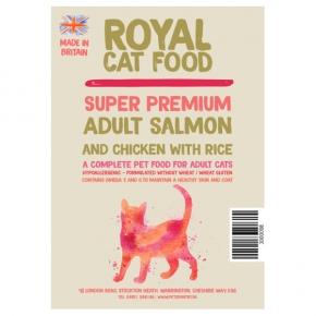 Royal Cat Food Super Premium Adult Salmon 2kg