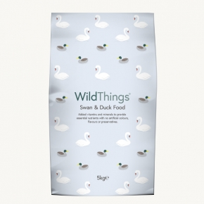 Wild Things Swan and Duck Food 5kg
