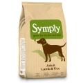 Symply Adult Lamb & Rice Dog Food 2kg
