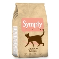 Symply Cat Adult Salmon Cat Food 1.5kg