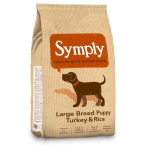 Symply Large Breed Puppy Dog Food 2kg