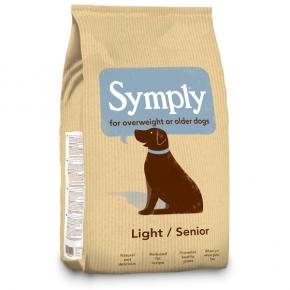 Symply Adult Light / Senior Dog Food 12kg