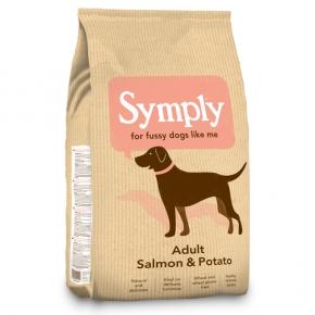 Symply Adult Salmon & Potato Dog Food 2kg