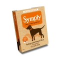 Symply Tray Adult Turkey With Rice & Veg 395g Wet Dog Food
