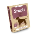 Symply Duck & Turkey With Sweet Potato 395g Wet Dog Food