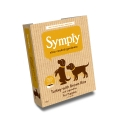 Symply Tray Puppy Turkey With Rice & Veg 395g Wet Dog Food