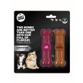 Toy Tasty Bone TOY Twin Pack Gamekeeper - Duck & Pheasant