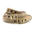 Tweed Dog Collar - Large - 61cm - 925 Tweedmill Textiles