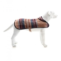 Random Recycled Dog Coat Medium With Fleece Inner Tweedmill Textiles
