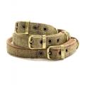 Tweed Dog Collar - Large - 61cm - 922 Tweedmill Textiles