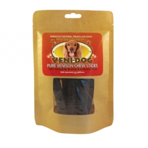 Veni-dog Venison Chew Stick 6 - Pack