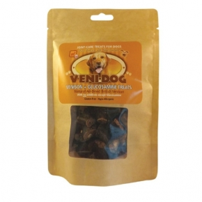 Veni-dog Venison + Glucosamine Treats 100g