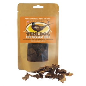 Veni-dog Pure Pheasant Jerky Treats 40g