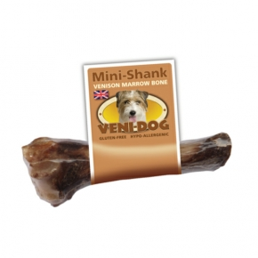 Veni-dog Venison Mini Shank Bone (single) 100g