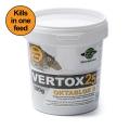PELGAR VERTOX 25 OKTABLOK II Rat And Mouse Bait Blocks 300g