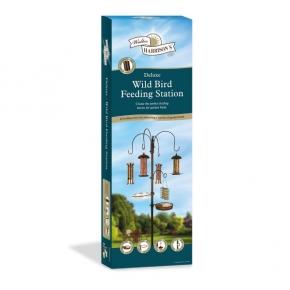 Harrisons Deluxe Bird Feeding Station 2018