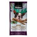 Webbox Festive Christmas Dog Sticks Turkey And Cranberry 30g
