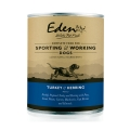 Eden Wet Food For Dogs Turkey And Herring 400g